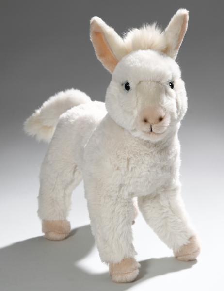 Donkey white