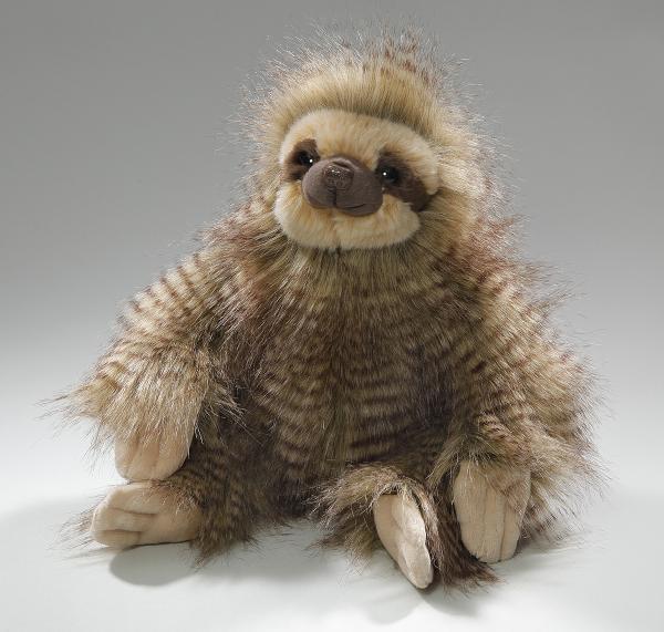 Sloth sitting
