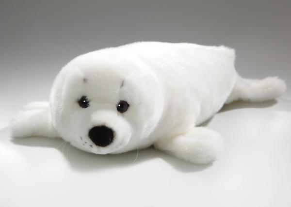 Seehund, Sattelrobbe Baby