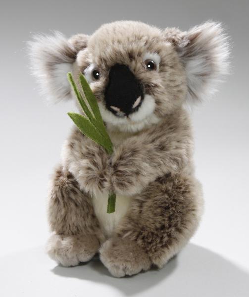 Koala Bär mit Blatt