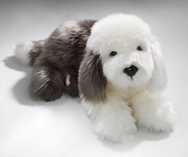 Bobtail, Old English Sheepdog
