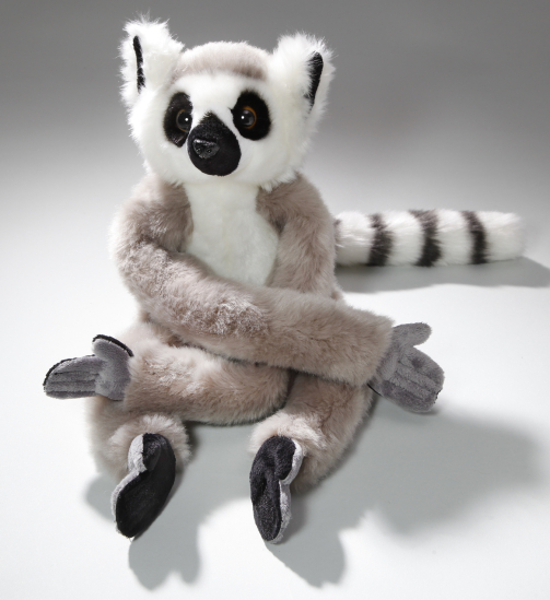 Katta, Lemur with velcro