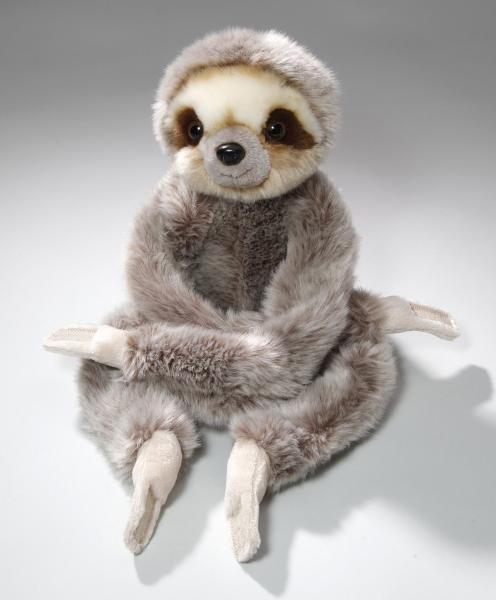 Sloth with velcro