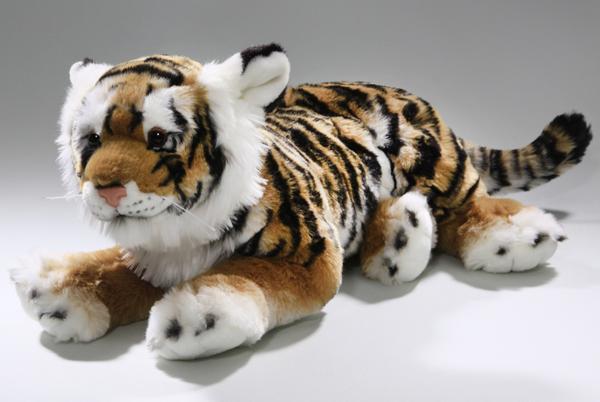 Tiger braun