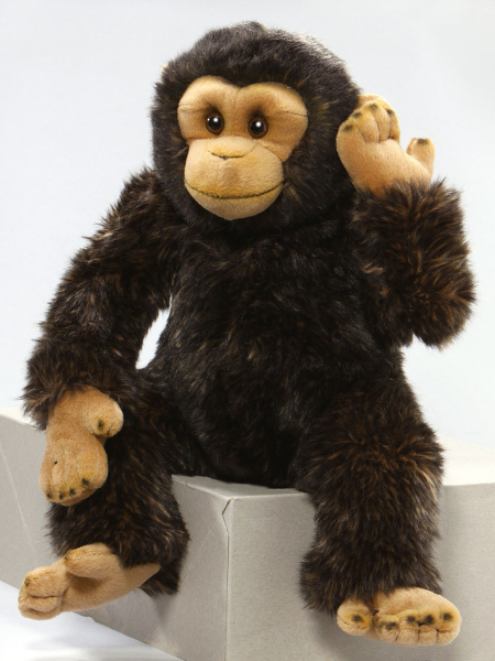 Chimpanzee Monkey with magnetic