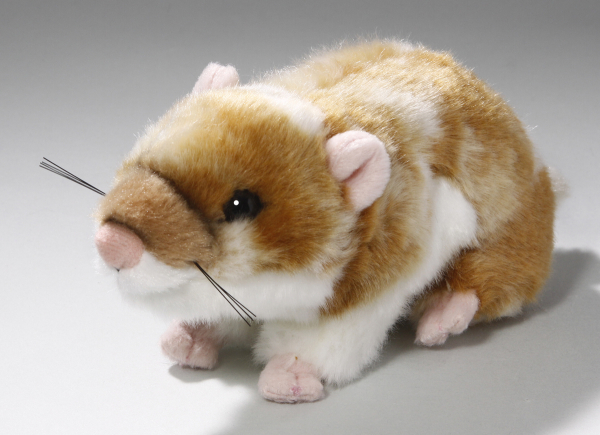 Hamster light-brown