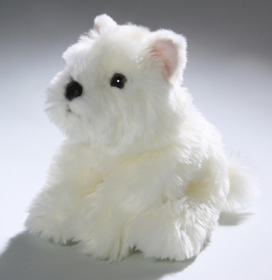 Westie, West Highland Terrier Dog Puppy