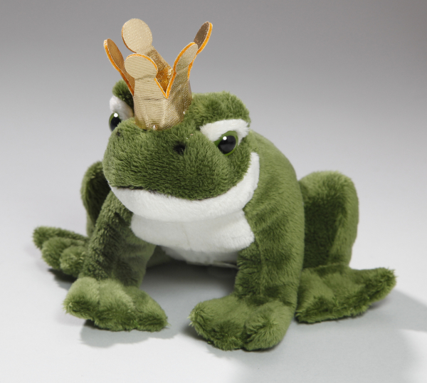 Frog with Crown and Sound