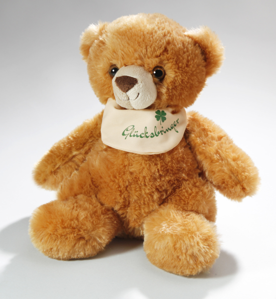 Teddybear with Scarf