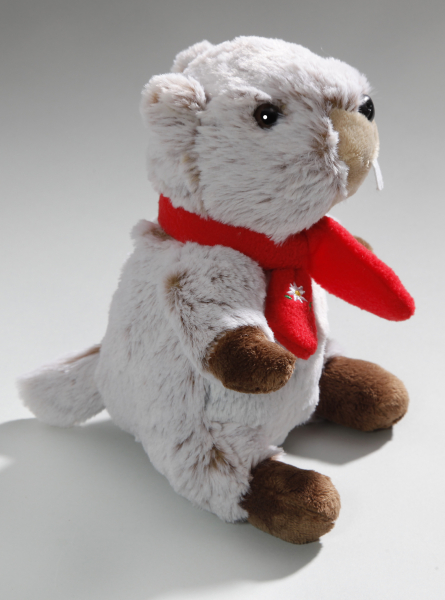 Marmot with Scarf